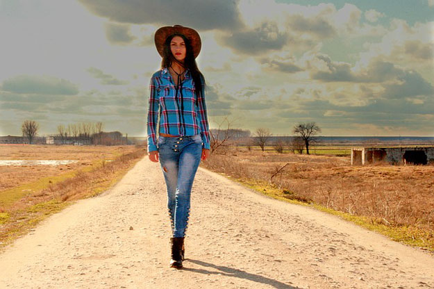 Herbst Modetrends 2018 Country Style
