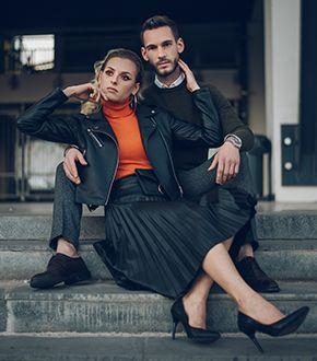 Stilberatung für Mann und Frau
