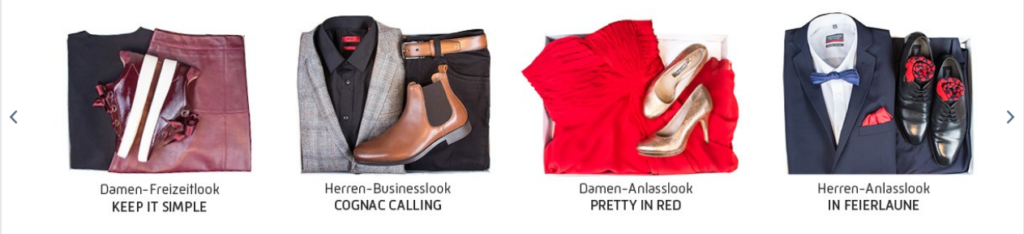Personal Shopping Insider ModeFREYHaus Outfits