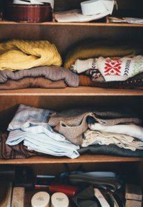 Personal Shopping als Erlebnisgeschenk Kleiderschrank